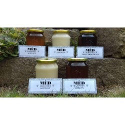 Prodej medu- Miroslav Chudada- Hajany- okres Strakonice