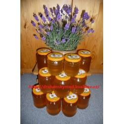 Prodej medu- Leoš Jurásek- okres Prostějov