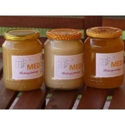 Prodej medu Lukáš Franěk- Šitbořice- okres Břeclav
