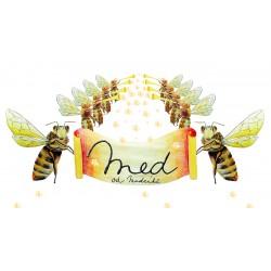 Prodej medu Pavla Mudráková- Dolní Němčí- okres Uherské Hradiště