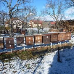 Prodej medu Václav Komenda- Dešov- okres Třebíč