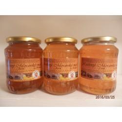 Prodej medu- Andrea a Jan Pálkovi- okres Břeclav
