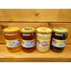 Prodej medu Roman Studený- Rudná- okres Praha-západ