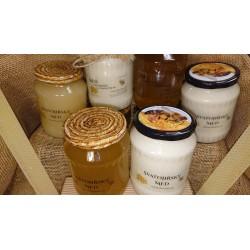 Prodej medu Tomáš Hurych- Křinec- okres Nymburk