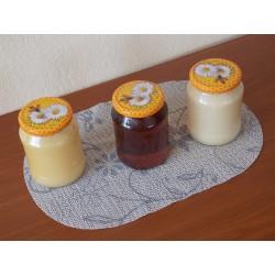 Prodej medu- Martin Řáda- okres Pelhřimov