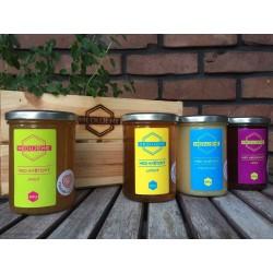 Prodej medu- Jiří Šika- Osek- okres Písek