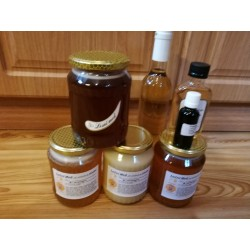 Prodej medu Jan Štrympl- Jílové- okres Děčín