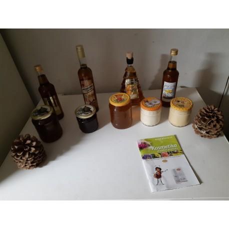 Prodej medu František Kůrka- Pluhův Žďár- okres Jindřichův Hradec