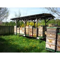 Včelařství Povondrová+Bílý- okres Nymburk