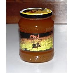 Prodej medu- Elena Zichová- okres Ústí nad Labem