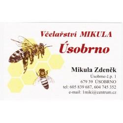 Prodej medu- MIKULA Zdeněk a Jiří- okres Blansko