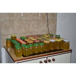 Prodej medu- Olga Kaucká- okres Nymburk