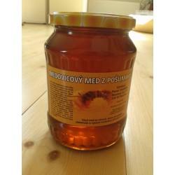 Prodej medu- Pavel Jandečka- okres Plzeň-jih