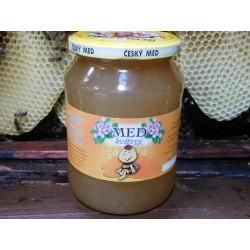 Prodej medu- Martin Hromádko- okres Pardubice