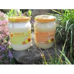 Prodej medu- Martin Šimek- okres Rakovník