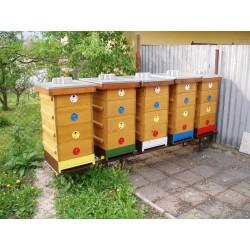 Včelařská farma Holasovice- okres Opava