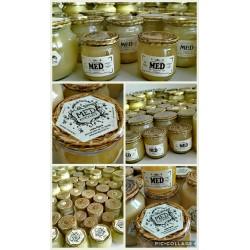 Prodej medu- Lenka Řípová- Nepomuk- okres Plzeň-jih